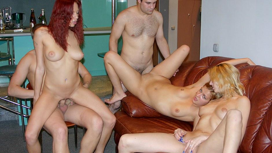 Amateur college sex orgy
